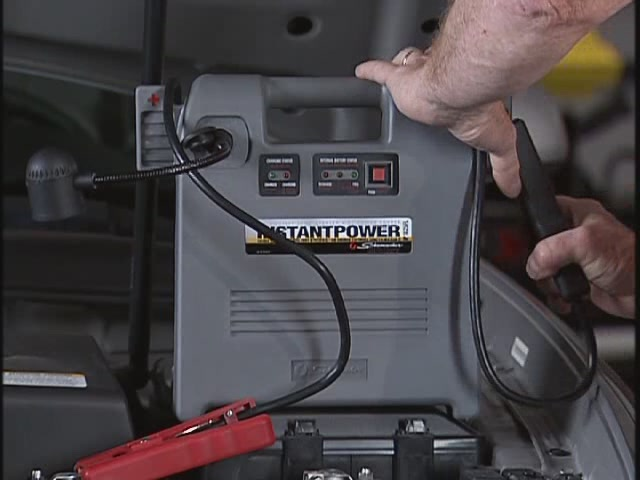 Jump Starter - Starting A Vehicle Video - Advance Auto Parts - image 9 from the video