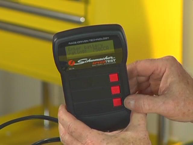 Car Battery Tester Advance Auto