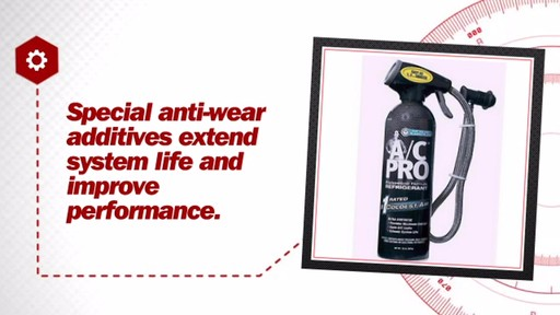 Professional Formula Refrigerant with Gauge and Hose (20 oz.) - image 5 from the video