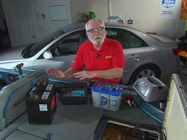 AutoCraft Gold Battery Chargers Heavy Duty - Advance Auto Parts XC-103 - image 3 from the video