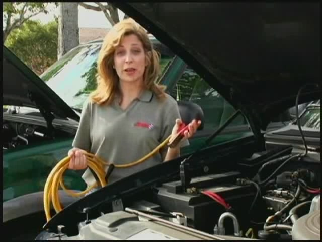 How To Jump Start A Car Battery - Advance Auto Parts - image 4 from the video