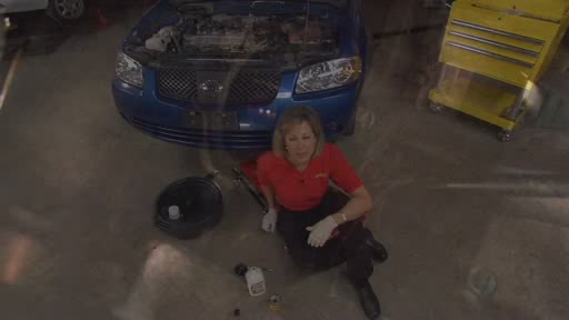 Easy Oil Change 06144 - image 6 from the video