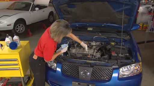 Easy Oil Change 06144 - image 9 from the video