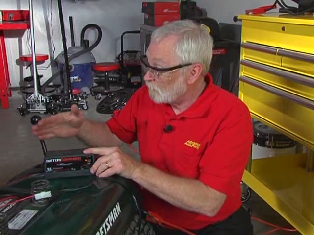 Schumacher Battery Charge Maintainers Video - Advance Auto Parts SSC-1000A - image 7 from the video