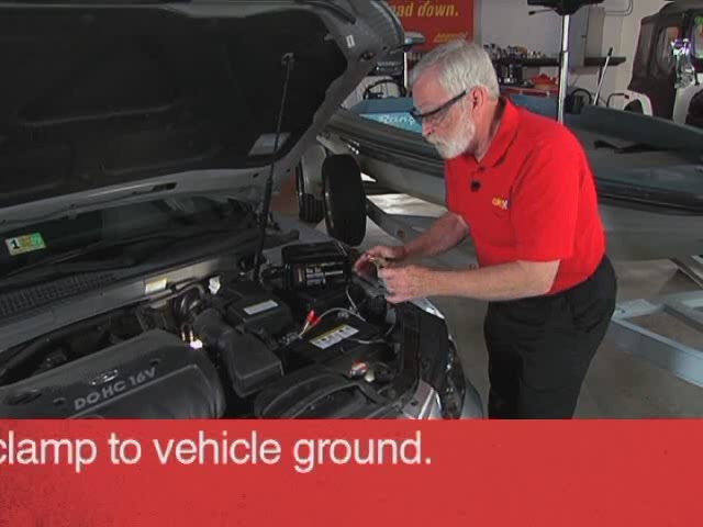 AutoCraft Gold Battery Chargers For All Needs - Advance Auto Parts XC-103 - image 2 from the video