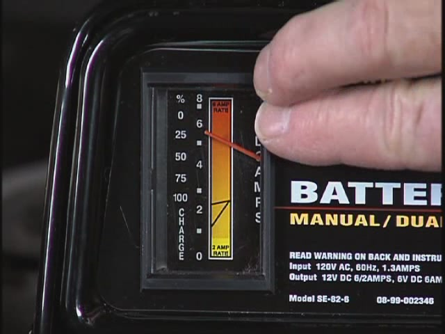 AutoCraft Gold Battery Chargers For All Needs - Advance Auto Parts XC-103 - image 3 from the video