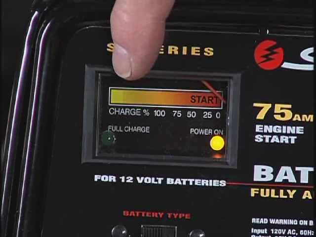 AutoCraft Gold Battery Chargers For All Needs - Advance Auto Parts XC-103 - image 5 from the video