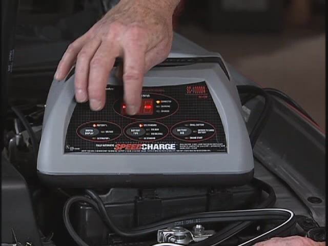 AutoCraft Gold Battery Chargers For All Needs - Advance Auto Parts XC-103 - image 7 from the video