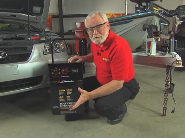 AutoCraft Gold Battery Chargers For All Needs - Advance Auto Parts XC-103 - image 9 from the video