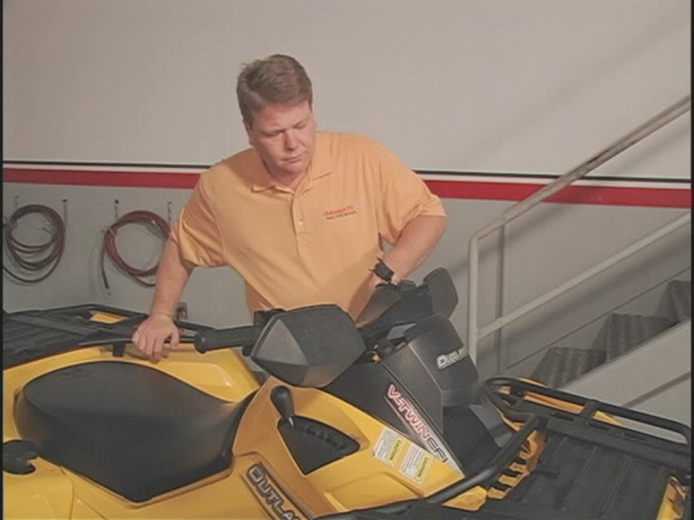 Victor ATV Maintenance - Advance Auto Parts 22-5-00128-8 - image 3 from the video