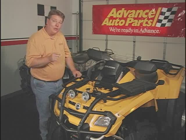 Victor ATV Maintenance - Advance Auto Parts 22-5-00128-8 - image 5 from the video