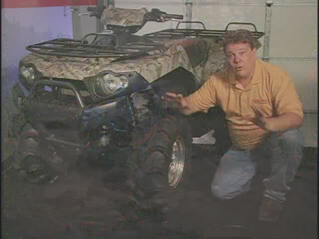 Victor ATV Maintenance - Advance Auto Parts 22-5-00128-8 - image 7 from the video
