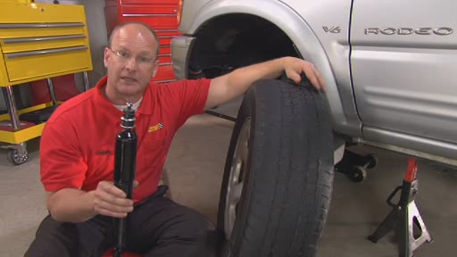 How To Replace Shock Absorbers - Advance Auto Parts - image 1 from the video