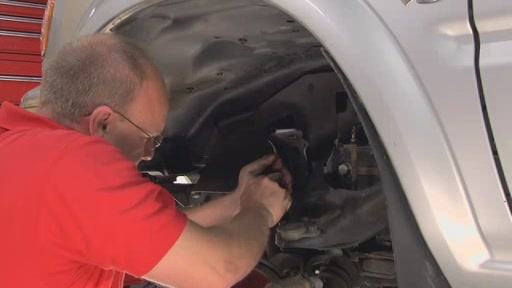 How To Replace Shock Absorbers - Advance Auto Parts - image 4 from the video