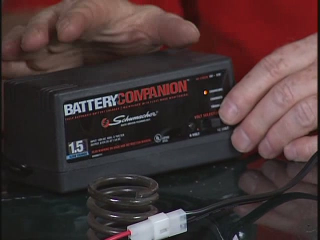 AutoCraft Schumacher Battery Chargers for Lawn or Tractor - Advance Auto Parts SEM-1562A - image 8 from the video
