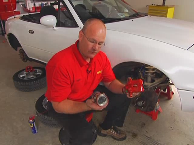 Autocraft Changing Disc Brakes - Advance Auto Parts AC31/CX121 - image 3 from the video