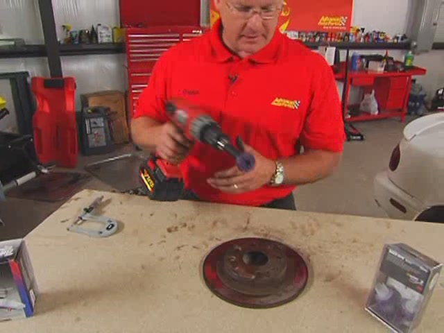 Autocraft Changing Disc Brakes - Advance Auto Parts AC31/CX121 - image 9 from the video