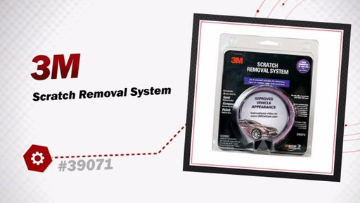 3M Scratch Removal System 39071 - image 3 from the video