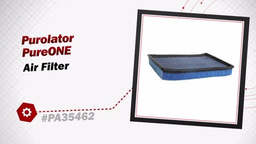 Purolator PureONE Air Filter PA35462 - image 3 from the video