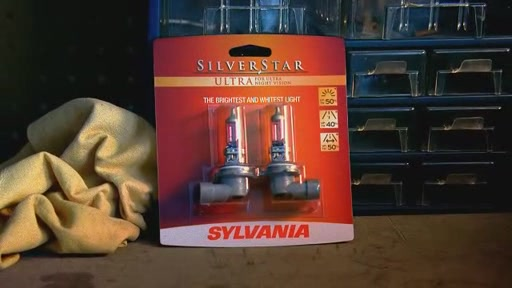 Sylvania Sylvania SilverStar Ultra Headlights Video - Advance Auto Parts 9007 SU/2 - image 10 from the video