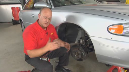 Autocraft Changing Hub Bearings Video - Advance Auto Parts AC452 - image 10 from the video