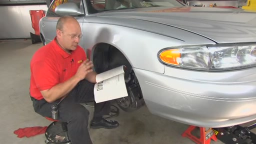 Autocraft Changing Hub Bearings Video - Advance Auto Parts AC452 - image 9 from the video