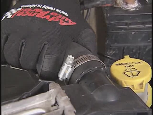 Belts And Hoses Installation Video - Advance Auto Parts - image 5 from the video