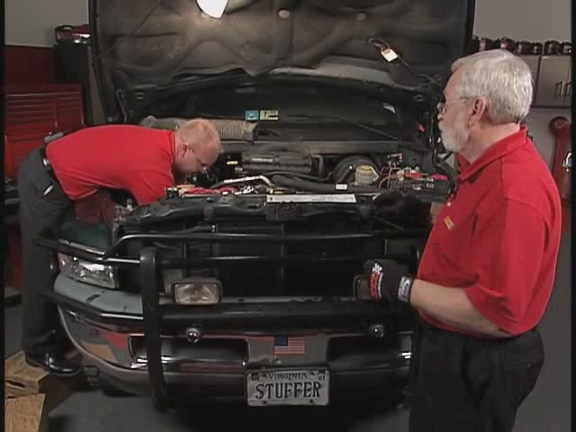 Belts And Hoses Installation Video - Advance Auto Parts - image 7 from the video