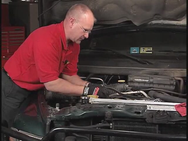 Belts And Hoses Installation Video - Advance Auto Parts - image 8 from the video