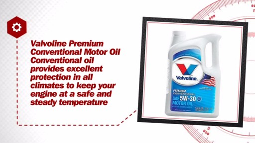 Valvoline 5W-30 Conventional Motor Oil (5 Plus Quarts Jug) 779461 - image 6 from the video