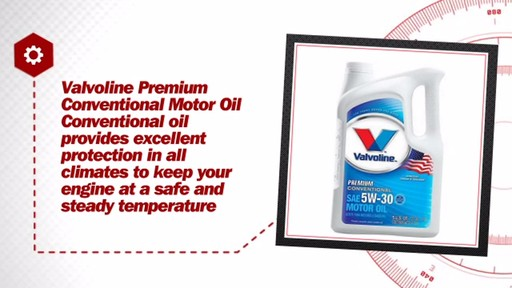 Valvoline 5W-30 Conventional Motor Oil (5 Plus Quarts Jug) 779461 - image 7 from the video