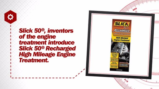 High Mileage Engine Treatment (15 oz.) - image 5 from the video