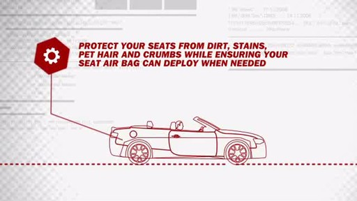 AutoCraft Seat Cover AC370047G - image 4 from the video