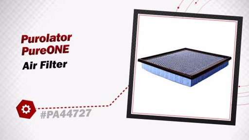 Purolator PureONE Air Filter PA44727 - image 3 from the video