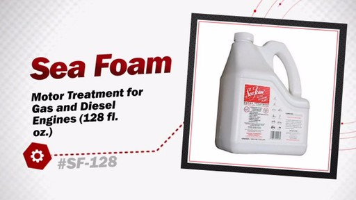 Sea Foam Motor Treatment for Gas and Diesel Engines (128 fl. oz.) SF-128 - image 3 from the video