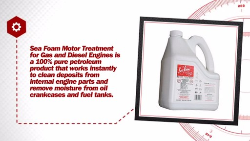 Sea Foam Motor Treatment for Gas and Diesel Engines (128 fl. oz.) SF-128 - image 7 from the video