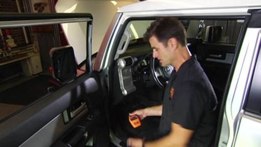 Actron Decoding check engine light CP9125 - image 4 from the video