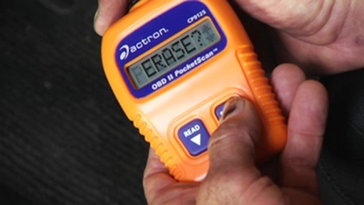 Actron Decoding check engine light CP9125 - image 5 from the video