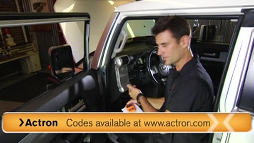Actron Decoding check engine light CP9125 - image 6 from the video