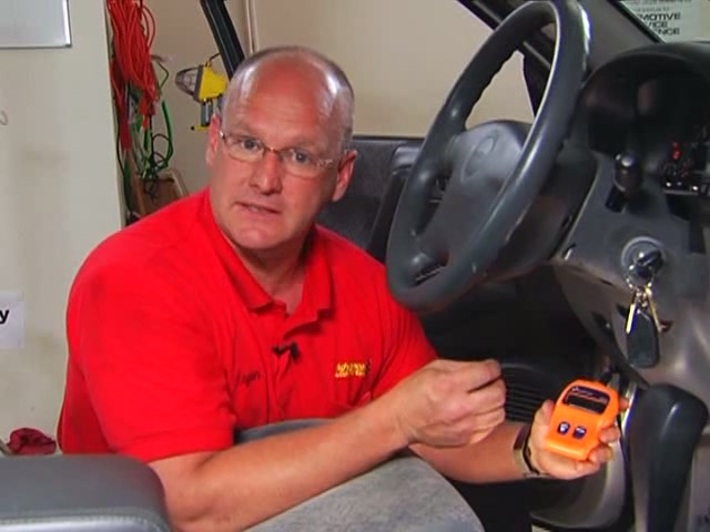 Actron Check Engine Code Scanner - Advance Auto Parts CP9575 - image 8 from the video