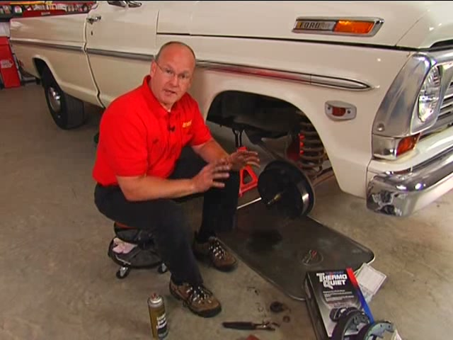 Wagner Changing Drum Brakes Video - Advance Auto Parts PAB724 - image 2 from the video