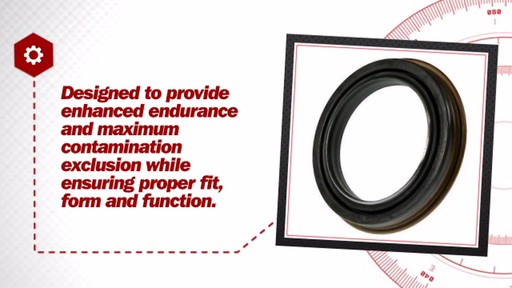 Oil Seal - image 7 from the video