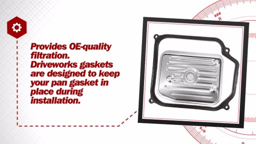 Automatic Transmission Filter Kit - image 5 from the video