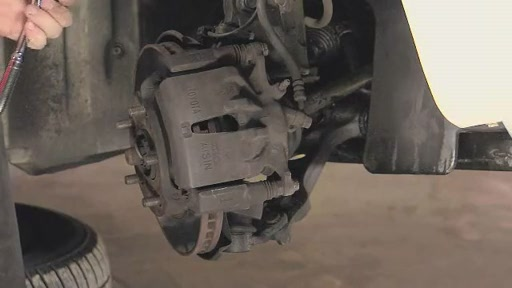 Wagner ThermoQuiet Ceramic Brake Pads - Front (4-Pad Set) QC815A - image 2 from the video