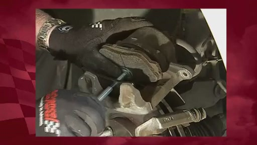 Changing Disc Brakes Step 6-Reusing the Caliper and Compressing the Piston - image 6 from the video