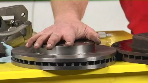 Changing Disc Brakes Step 4 - How Do you Know when to Change? - image 1 from the video