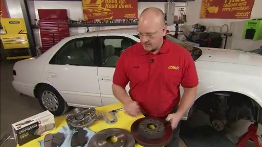 Changing Disc Brakes Step 4 - How Do you Know when to Change? - image 2 from the video