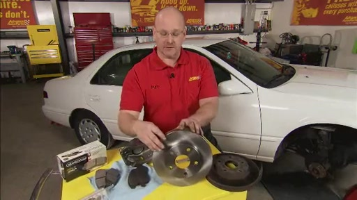 Changing Disc Brakes Step 4 - How Do you Know when to Change? - image 4 from the video