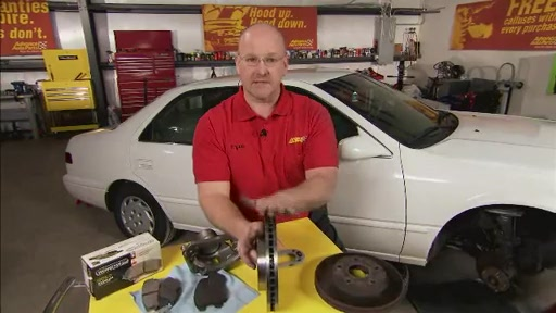 Changing Disc Brakes Step 4 - How Do you Know when to Change? - image 5 from the video