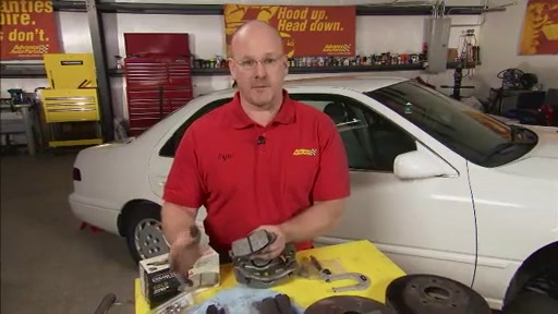 Changing Disc Brakes Step 4 - How Do you Know when to Change? - image 8 from the video